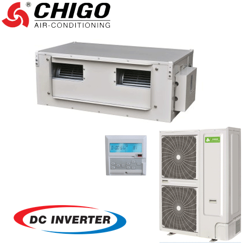 Aer Conditionat DUCT CHIGO INVERTER 90000 BTU/h
