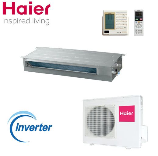 Aer Conditionat DUCT HAIER INVERTER 12000 BTU/h
