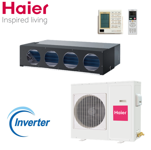 Aer Conditionat DUCT HAIER INVERTER 28000 BTU/h