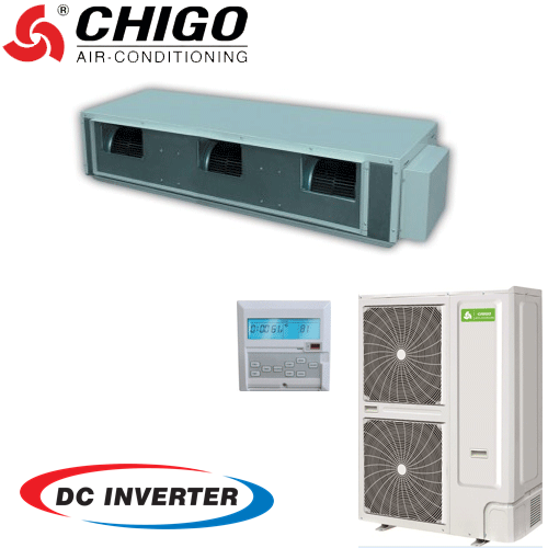 Aer Conditionat DUCT CHIGO INVERTER 42000 BTU/h