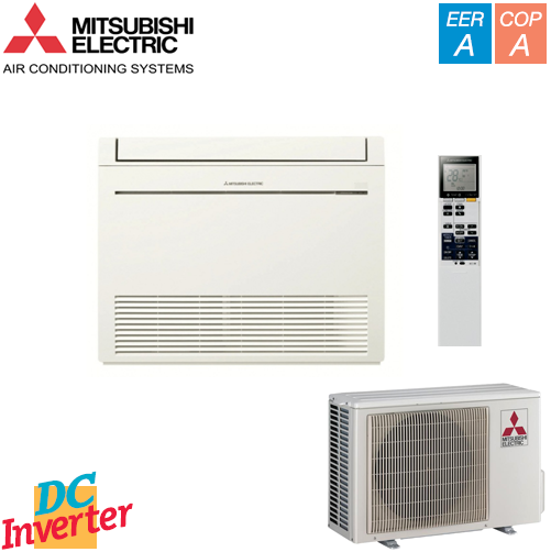 Aer Conditionat PARDOSEALA  MITSUBISHI ELECTRIC INVERTER 9000 BTU/h