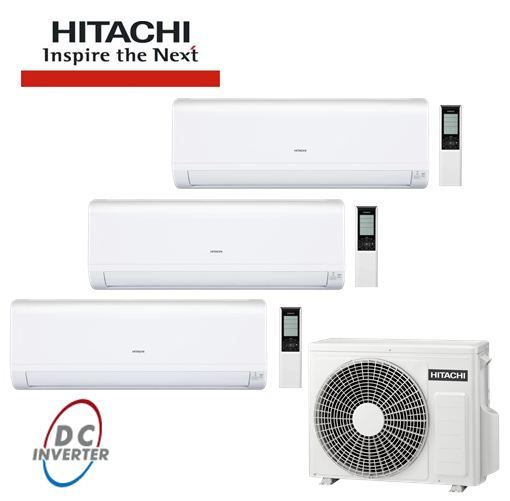 Aer Conditionat MULTISPLIT HITACHI INVERTER 3 X 9000 BTU/h